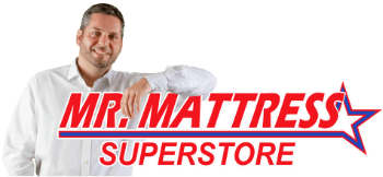 Mr. Mattress Superstore Logo